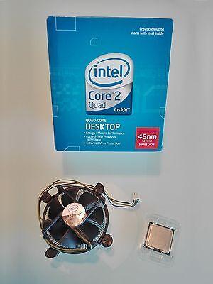Intel® Core™2 Quad - Q9550 - CPU quad-core 2.83Ghz - LGA775 (BOXED)