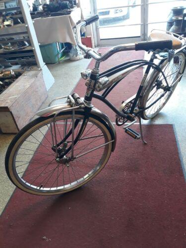"RARE 1959 Western Auto ""Golden Flyer"" 50th Anniversary 26"" Bicycle. NM Original (2650 USD)"