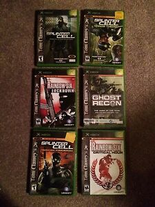 Original XBOX Game Lot (17 Games)