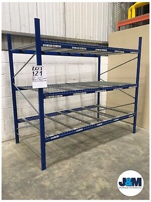 Office Archive Shelving /Warehouse Racking Widespan PSS Planned Storage Longspan