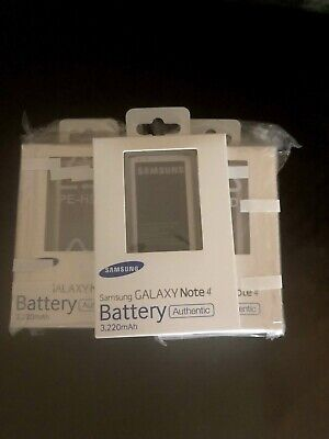 New Original OEM battery for Samsung Galaxy Note 4 BN910B SM-N910 N910A N910