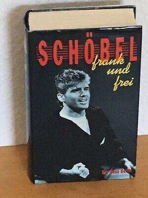 Frank Schöbel, Frank und frei, Die Autobiographie mit Widmung und Autogramm