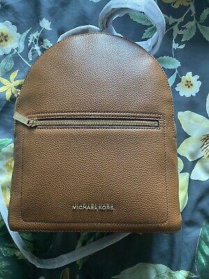 Michael Kors Jessa Tan Backpack