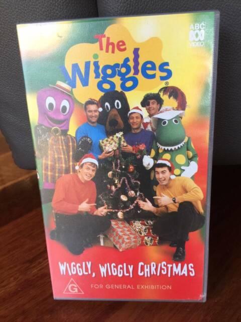 wiggly wiggly christmas video
