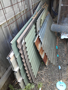 Corrugated iron various sheets Reservoir Darebin Area Preview
