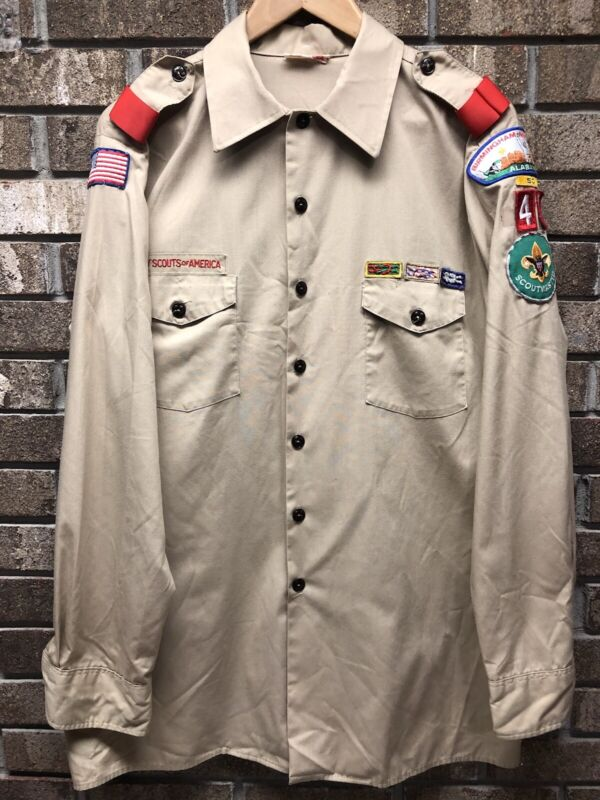 Boy Scout of America  Uniform Shirt Men