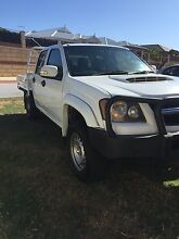 2008 Holden Colorado 4x4 turbo diesel Darch Wanneroo Area Preview