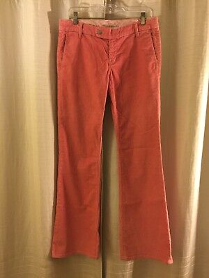 7 For All Mankind Pink Corduroy Jeans Pants Size 30 7 For All Mankind Corduroys