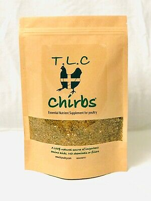 Chirbs health supplement/treat for poultry