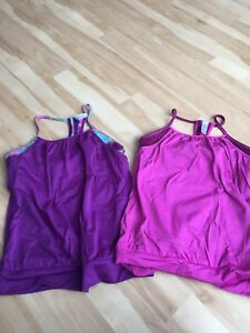 Ivivva double Dutch tanks - $20