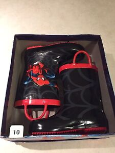 Boys Size 10T Rubber Boots