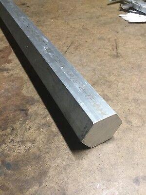 1 58 Inch 6 Long Aluminum Hex Rod Lathe Stock 2024 1.625