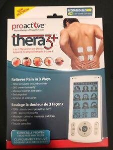 Proactive - Thera3+  3in1 TENS machine
