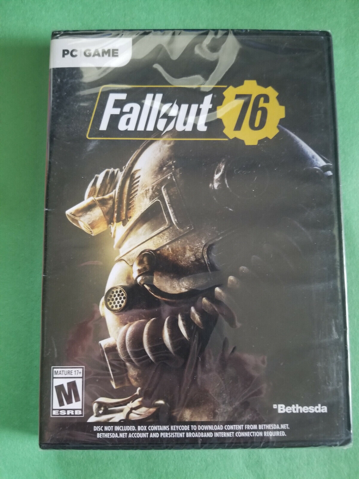 Computer Games - NEW - Fallout 76 - PC Computer Game - Free Shipping!!
