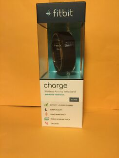 Fitbit Charge new sealed large Modbury Heights Tea Tree Gully Area Preview