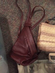 Derek Alexander Leather Purse plus others