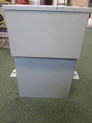 Cornell Dubilier Capacitor Assembly Ics1050f33 50 Kvar 480v 60hz 3ph Used