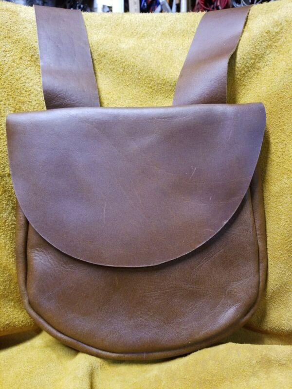 Shooting Bag Yellowstone Possibles Bag Leather