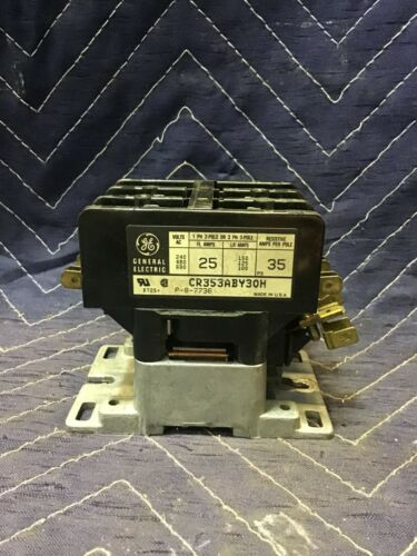 General Electric CR353ABY30H Contactor