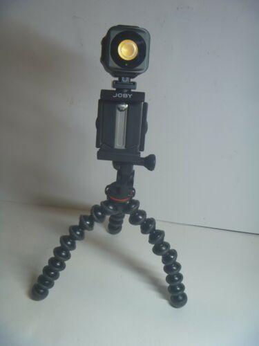 JOBY Beamo Mini LED Light & JOBY GorillaPod  w/ Phone Adapter