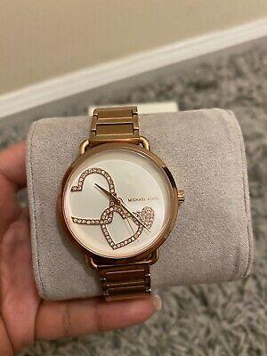 Michael Kors Watch Model MK3825 Rose Gold