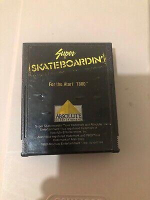 Super Skateboardin' (Atari 7800, 1988)