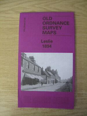 OLD ORDNANCE SURVEY DETAILED MAPS DUNDEE WEST SCOTLAND 1901 Godfrey Edition