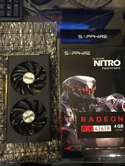 Budget GPU RX 460 / 550 / 560 4GB