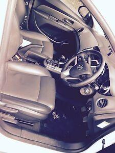 2011 Holden Cruze Sedan Ashfield Ashfield Area Preview