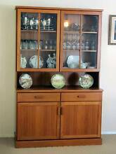Dining Table & Chairs plus Buffet & Hutch Elanora Heights Pittwater Area Preview