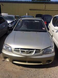 "2000 Hyundai Accent *** CHEAP USED PARTS *** """"WRECKING"""" Dandenong South Greater Dandenong Preview"