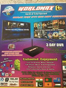 Worldmax iptv box Casula Liverpool Area Preview