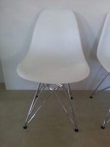 6 Replica Eames dining chairseames dining chair in Perth Region WA Gumtree  Australia FreeEames Dining Chairs Perth  4x Replica Eames PU Leather Dining  . Eames Saarinen Replica Organic Chair Perth. Home Design Ideas