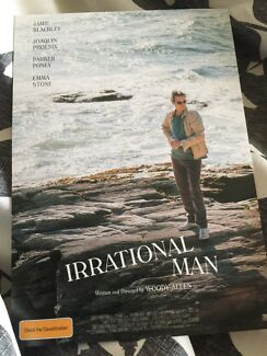 Irrational Man Movie Tickets Admit 2 Liverpool Liverpool Area Preview
