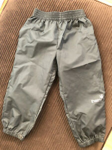 Black splash pants size 4-5years