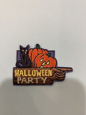 Girl Scout Badge Halloween Party - Girl Scout Halloween Party