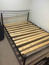Freedom queen bed frame & great mattress. Delivery possible Ferntree Gully Knox Area Preview