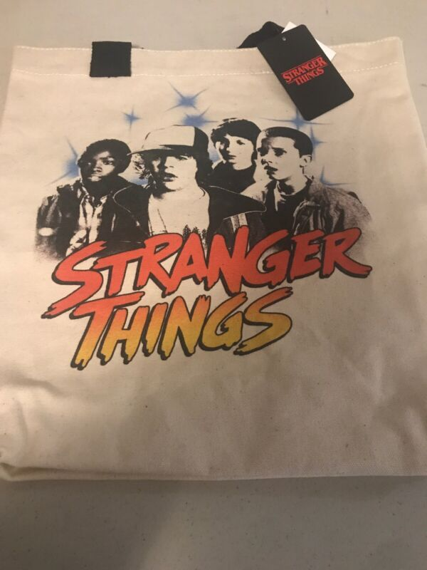Loungefly Stranger Things Tote Bag