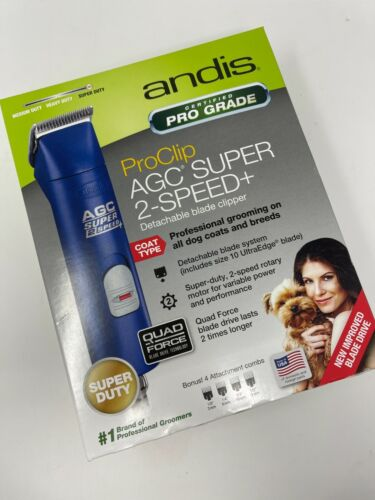 Andis 22405 Ultra Edge Special Edition Clipper - Blue