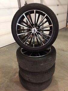 Tires and rims 5x114.3