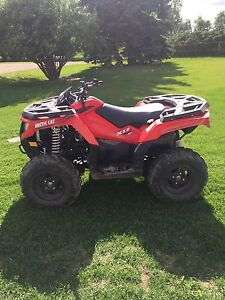 New quad for sale