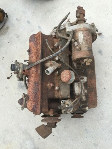 Crosley Auto Parts Engines Crankshaft Camshaft Pistons Block