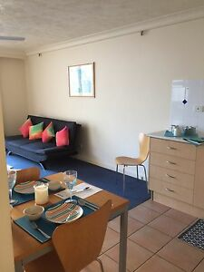 Surfers Paradise:- Beach 1 bedroom furnished apt Surfers Paradise Gold Coast City Preview