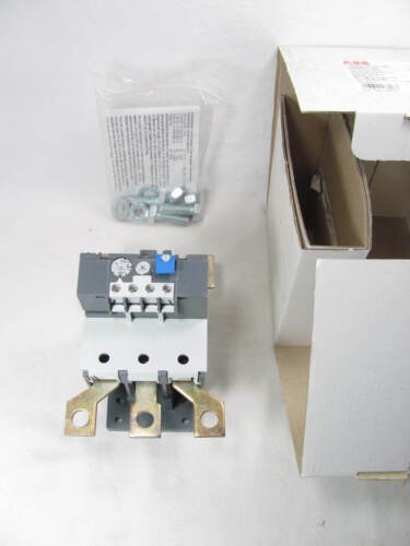 ABB, Thermal Overload Relay, TA200DU-200, Trip Class: 10 Amps, New with Box, NIB