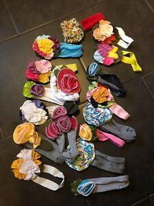 Baby/toddler headbands new- handmade