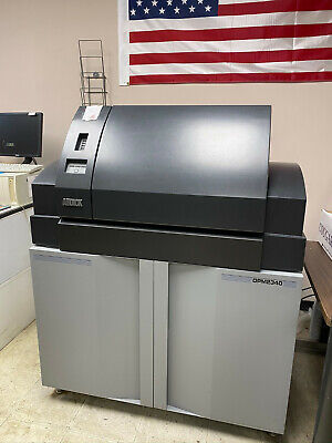 Ab Dick Dpm 2340 Ctp System With Rip Supplies
