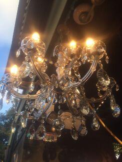 crystal chandelier in Sydney Region, NSW   Gumtree Australia Free ...