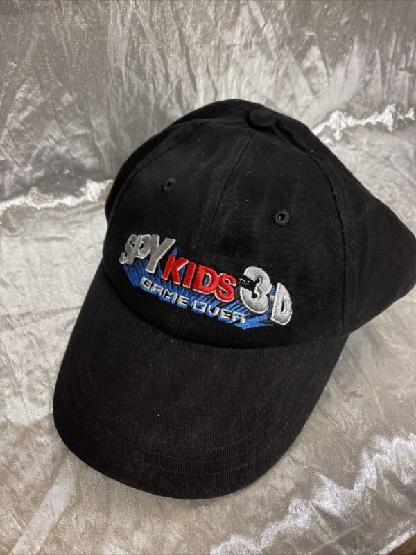 Spy Kids 3-D Game Over Hat New Gift From Studio