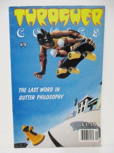 Thrasher Comics #9 - High Speed 1990