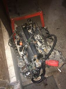 Honda Civic motor